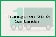 Transgiron Girón Santander