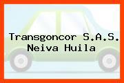 Transgoncor S.A.S. Neiva Huila