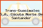 Trans-Guasimales S.A. Cúcuta Norte De Santander