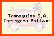 Transguías S.A. Cartagena Bolívar