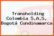 Transholding Colombia S.A.S. Bogotá Cundinamarca