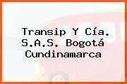Transip Y Cía. S.A.S. Bogotá Cundinamarca