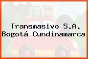 Transmasivo S.A. Bogotá Cundinamarca