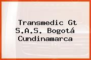 Transmedic Gt S.A.S. Bogotá Cundinamarca