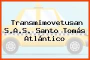 Transmimovetusan S.A.S. Santo Tomás Atlántico