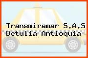Transmiramar S.A.S Betulia Antioquia