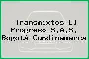 Transmixtos El Progreso S.A.S. Bogotá Cundinamarca