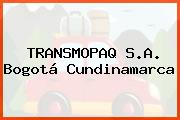 TRANSMOPAQ S.A. Bogotá Cundinamarca