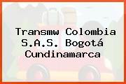Transmw Colombia S.A.S. Bogotá Cundinamarca