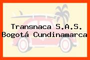 Transnaca S.A.S. Bogotá Cundinamarca