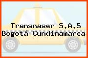 Transnaser S.A.S Bogotá Cundinamarca