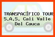 TRANSPACÍFICO TOUR S.A.S. Cali Valle Del Cauca