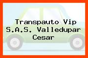 Transpauto Vip S.A.S. Valledupar Cesar