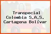 Transpecial Colombia S.A.S. Cartagena Bolívar