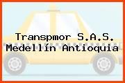 Transpmor S.A.S. Medellín Antioquia