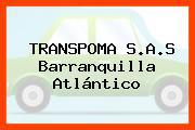 TRANSPOMA S.A.S Barranquilla Atlántico