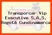 Transporcar Vip Executive S.A.S. Bogotá Cundinamarca