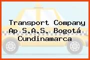 Transport Company Ap S.A.S. Bogotá Cundinamarca