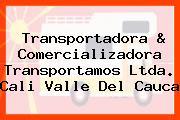 Transportadora & Comercializadora Transportamos Ltda. Cali Valle Del Cauca