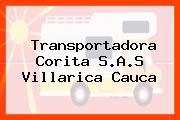 Transportadora Corita S.A.S Villarica Cauca