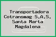 Transportadora Cotransmag S.A.S. Santa Marta Magdalena