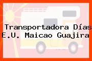Transportadora Días E.U. Maicao Guajira