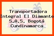 Transportadora Integral El Diamante S.A.S. Bogotá Cundinamarca