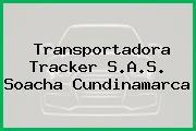 Transportadora Tracker S.A.S. Soacha Cundinamarca
