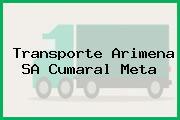 TRANSPORTE ARIMENA S.A. Cumaral Meta