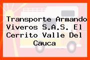 Transporte Armando Viveros S.A.S. El Cerrito Valle Del Cauca