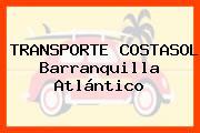TRANSPORTE COSTASOL Barranquilla Atlántico