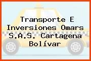 Transporte E Inversiones Omars S.A.S. Cartagena Bolívar