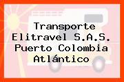 Transporte Elitravel S.A.S. Puerto Colombia Atlántico
