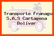 Transporte Franagu S.A.S Cartagena Bolívar