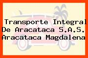 Transporte Integral De Aracataca S.A.S. Aracataca Magdalena