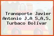Transporte Javier Antonio J.A S.A.S. Turbaco Bolívar