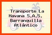 Transporte La Havana S.A.S. Barranquilla Atlántico