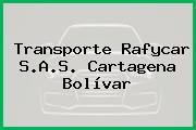 Transporte Rafycar S.A.S. Cartagena Bolívar