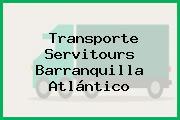 Transporte Servitours Barranquilla Atlántico