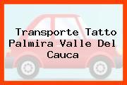 Transporte Tatto Palmira Valle Del Cauca