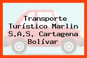 Transporte Turístico Marlin S.A.S. Cartagena Bolívar