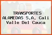 TRANSPORTES ALAMEDAS S.A. Cali Valle Del Cauca