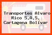Transportes Alvaro Rico S.A.S. Cartagena Bolívar