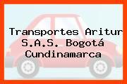 Transportes Aritur S.A.S. Bogotá Cundinamarca