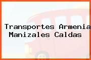 Transportes Armenia Manizales Caldas