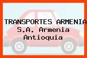 TRANSPORTES ARMENIA S.A. Armenia Antioquia