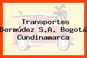 Transportes Bermúdez S.A. Bogotá Cundinamarca