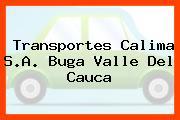 Transportes Calima S.A. Buga Valle Del Cauca