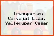 Transportes Carvajal Ltda. Valledupar Cesar