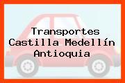 Transportes Castilla Medellín Antioquia